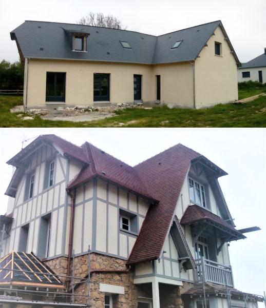 couvreur lisieux, couverture normandie, toitures calvados