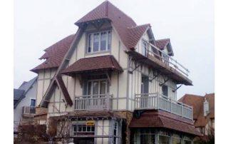 toitures lisieux, couverture, toit, tuiles, côte fleurie