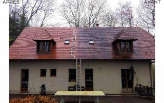 entretien toitures lisieux, couvreur, colange, lisieux